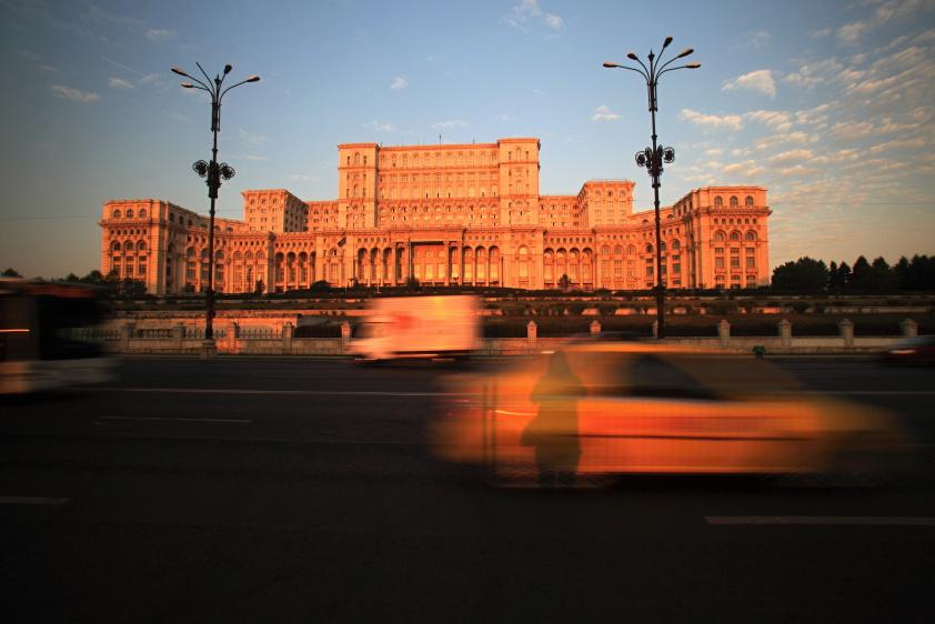 Bukurešťský palác lidu